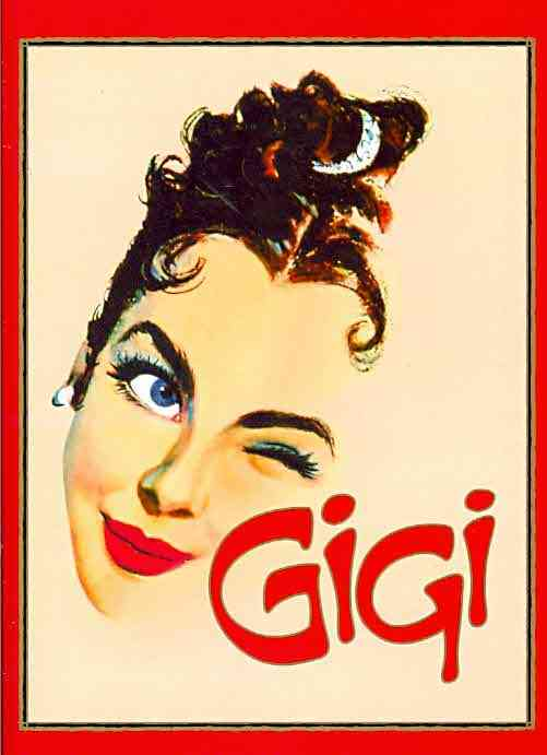 GIGI BY CARON,LESLIE (DVD)